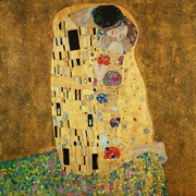 Gutav Klimt - The kiss