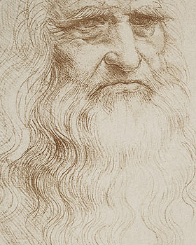 Images by LEONARDO DA VINCI