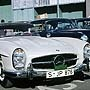 Willi Gutberlet - Mercedes 300 SL