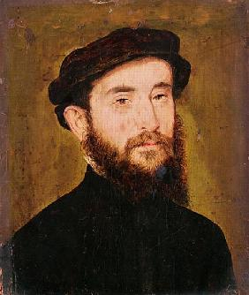 Portrait of an Unknown Man