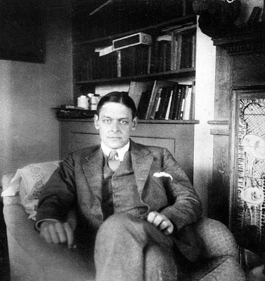 T.S. Eliot on the New English Bible