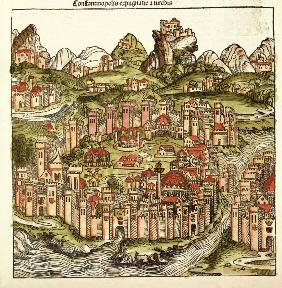 Constantinople , from:Schedel