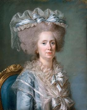 Princess Marie Adélaïde of France (1732-1800)