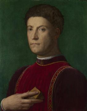"Portrait of Piero de' Medici (""The Gouty"")"