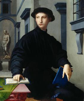 Portrait of Ugolino Martelli (1519-1592)