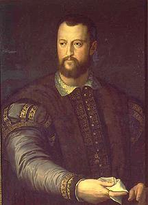 Portrait of Cosimo I de´ Medici (1519-1574)