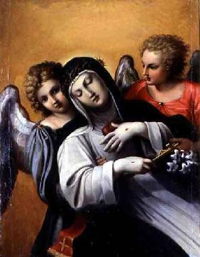 The Ecstasy of Saint Catherine