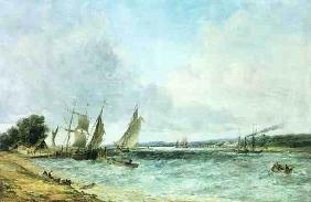 English seascape