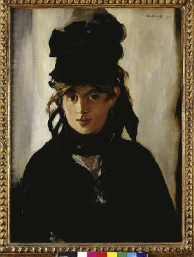Berthe Morisot / by E.Manet