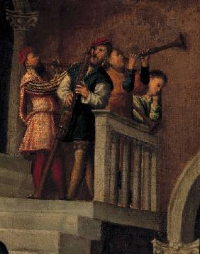 B.Licinio /Prodigal Son/Detail:Musicians