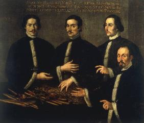 Alvise da Riva & Sons / Paint./ C17th