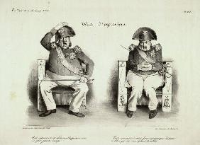Louis Philippe / Tetes d''expressions