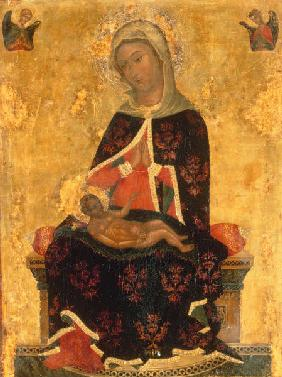 Mary and Child / Venetian / C14th