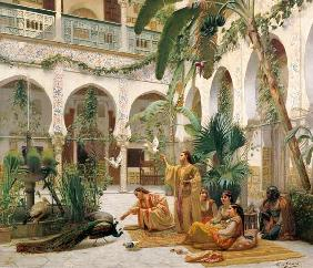 The Court of the Harem