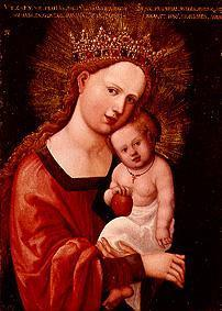 Altdorfer, Albrecht : Maria with the child
