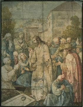 Raising of Lazarus from the Dead