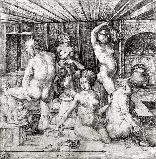 The Women's Bath
