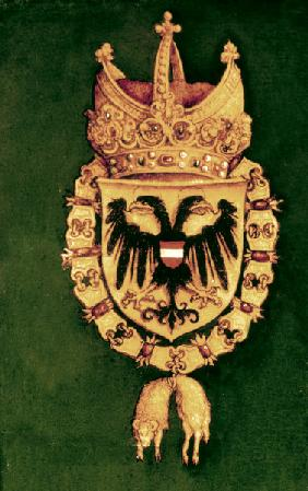 Maximilian I Coat of Arms