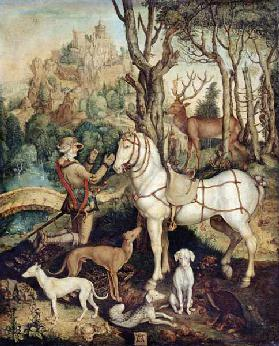 The Vision of Saint Eustace