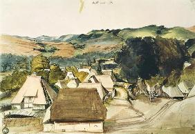 View of Kachreuth, near Nuremberg