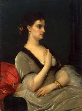Portrait of Princess Elizabeth Vorontsova-Dashkova