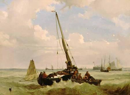 Houseboat francia
