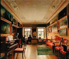 Interior of a Manor House