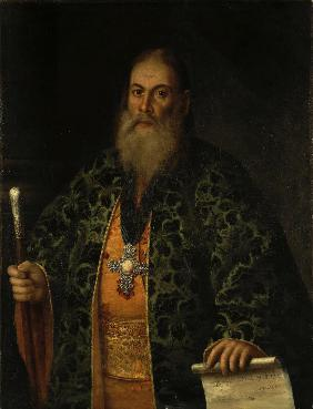 Portrait of Fyodor Dubyansky