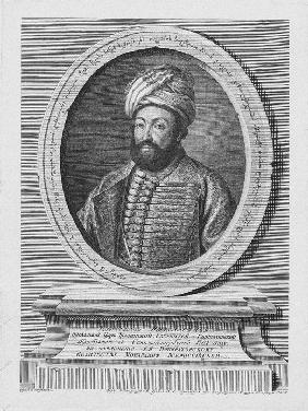 Teimuraz II (1700-1762), King of Kakheti