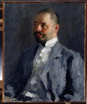 Portrait of Dmitri, artist's brother