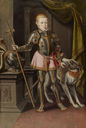 King Sebastian I of Portugal