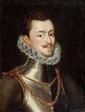 Portrait of Don John of Austria