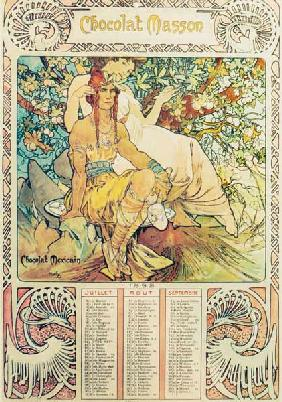 Mucha, Alphonse : Adulthood