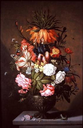 Still Life of Assorted Flowers