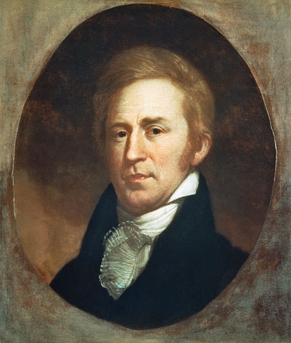 Portrait Of William Clark American Expl American School