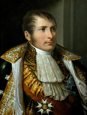 Portrait of Prince Eugene de Beauharnais (1781-1824) Viceroy of Italy and Duke of Leuchtenberg