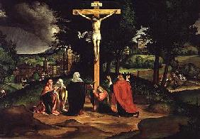 Previtali, Andrea : The Crucifixion