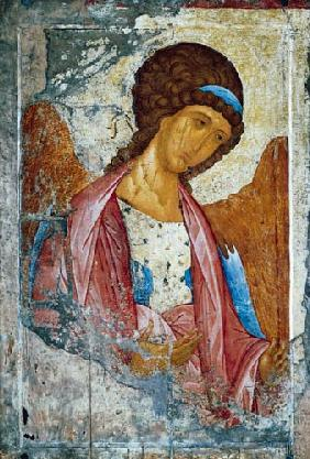 Rublev, Andrej : The archangel Michael