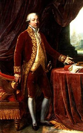 Portrait of Charles-Marie Bonaparte (1746-85)