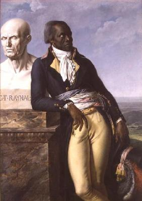 Portrait of Jean-Baptiste Belley (d.1804) Deputy of San Domingo