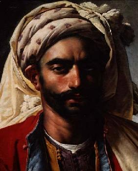 Portrait of Mustapha
