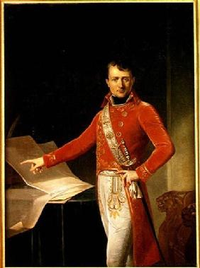 Portrait of Napoleon I (1769-1821)