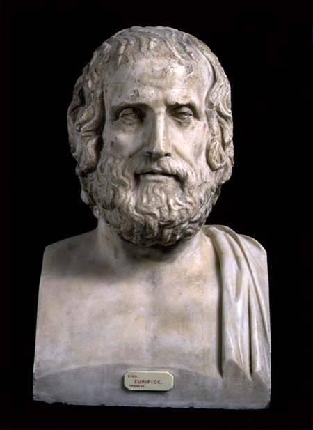 euripides essays Free essay: feminism in medea by euripides the play medea by euripides  challenges the dominant views of femininity in the patriarchal society of the  greeks.