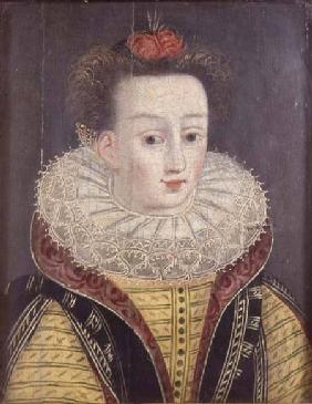 Portrait of a lady with ruff