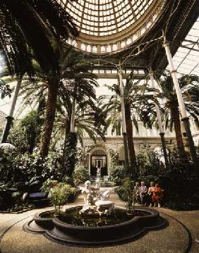 The Winter Garden (photo)