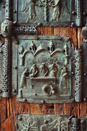 Panel from the left hand door