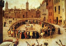 The Execution of Sir Thomas More in 1535