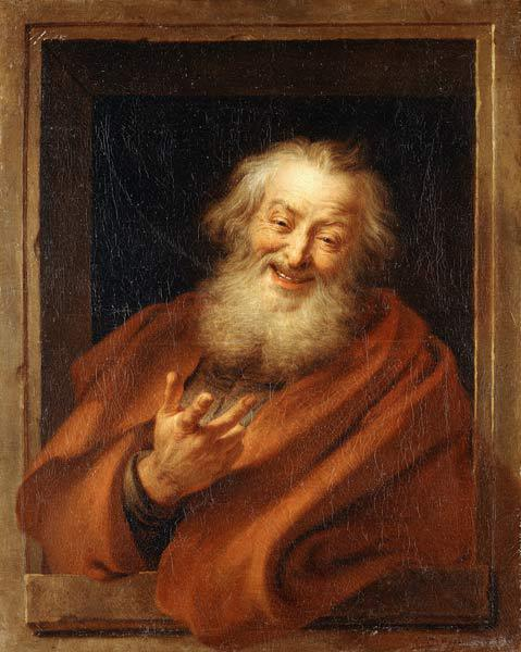 The Cheerful Democritus