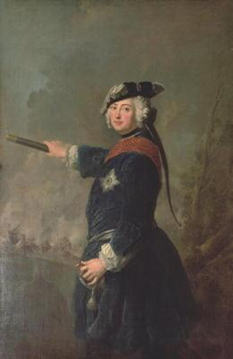 King Frederick II the Great of Prussia (1712-86) 1746