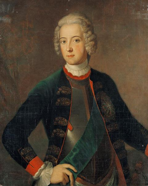 Crown Prince Frederick II
